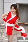 mai shiranui Red (King of Fighters)11